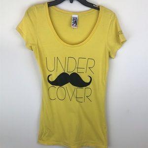 Under Cover Shirt International Spy Museum M A235